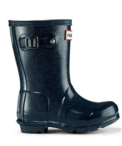 Hunter Green Boots Hunter Original Glitter Fin Waterproof