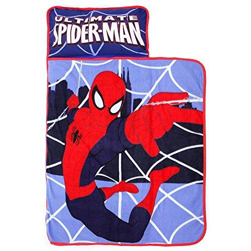Marvel Comics Spiderman Toddler Nap Mat