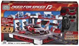 Mega Bloks Need for Speed Buildable Authentic Garage