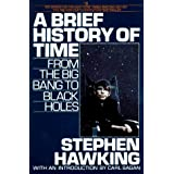 A Brief History of Time: From the Big Bang to Black Holespar Stephen W. Hawking