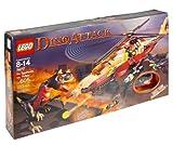 LEGO Dino Attack T-1 Typhoon vs. T-Rex