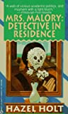 Mrs. Malory: Detective in Residence (Mrs. Malory Mystery)
