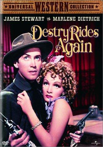 Destry Rides Again / Дестри снова в седле (1939)