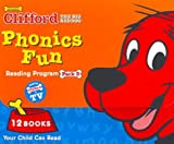 Clifford the Big Red Dog: Phonics Fun Reading Program (Clifford)