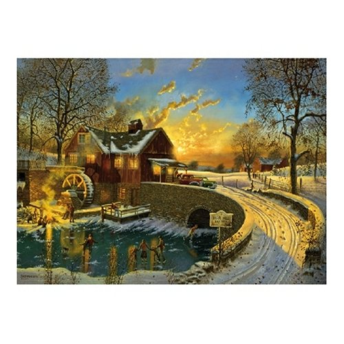Sunsout Skating Party 1500 Piece Jigsaw Puzzle