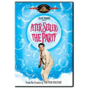 the party movie poster peter sellars
