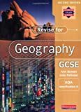 Revise for Geography GCSE: AQA Specification A (Understanding GCSE Geography (for AQA A))