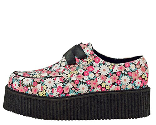 TUK-Shoes-Womens-A8956-Floral-Hello-Kitty-Creeper