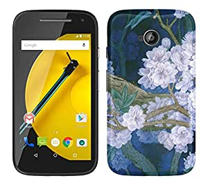 TrilMil Printed Designer Mobile Case Back Cover For Motorola Moto E 2nd Gen E2