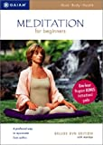 Meditation for Beginners [DVD] [Import]