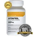 Vitapril - Multivitamin - Daily Multi Vitamins, Minerals & Antioxidants - The Most Advanced Natural Daily Multivitamins