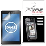 XtremeGuardTM Tablet Screen Protector for Dell Venue 8 Model 3830 (Ultra Clear)