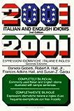 2001 Italian and English Idioms (2001 Idioms)