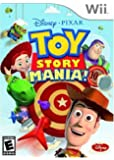 Toy Story Mania - Wii Standard Edition