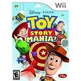 Toy Story Mania! - Nintendo Wii ~ Disney