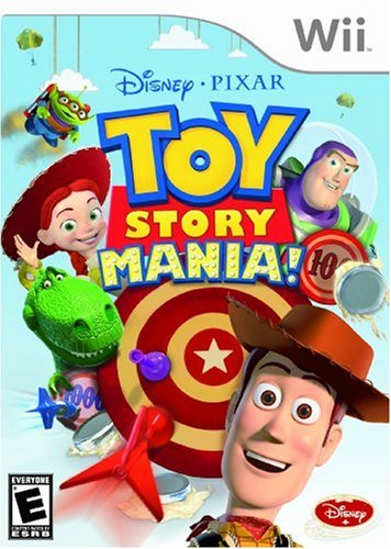 Toy Story Mania at Amazon.com