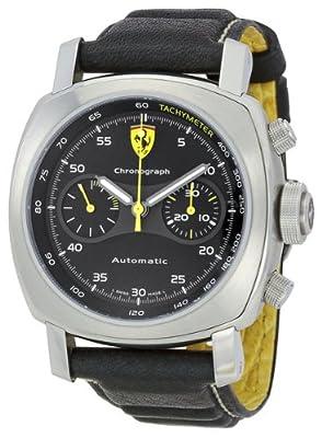 Panerai Mens Ferrari Scuderia Chronograph Watch FER00008