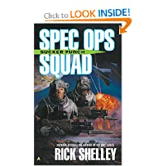 Spec Ops Squad: Sucker Punch (Cageworld) by Rick Shelley