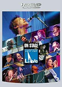 On Stage at World Cafe - Live [HD DVD] [Import allemand]