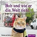 Bob und wie er die Welt sieht: Neue Abenteuer mit dem Streuner Hörbuch von James Bowen Gesprochen von: Carlos Lobo