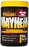 Mutant Mayhem Electric Energy Pre Workout Supplement, Fruit Punch Frenzy, 720 Gram