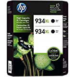 Genuine HP 934XL Twin Pack in Retail Package