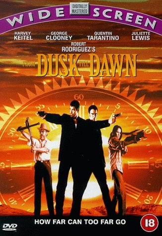 From Dusk Till Dawn [DVD] [1996]