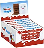 Kinder Chocolate Snack Bar 21 g (Pack of 36)