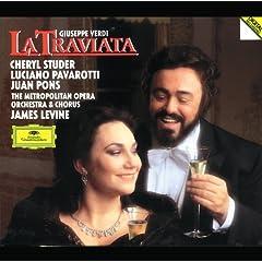 """Verdi: La traviata / Act 1 - """"Ebben? che diavol fate?"""""""