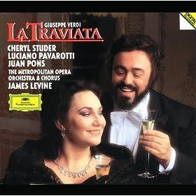 "Verdi: La traviata / Act 1 - ""Un d� felice, eterea"""
