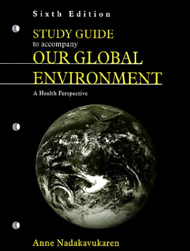 study guide for global health Study guide to accompany our global environment has 6 ratings and 0 reviews this successful volume provides a broad, up-to-date survey of the major envi.