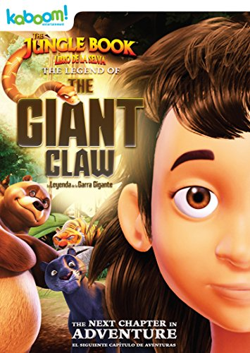 Jungle Book: The Legend of the Giant Claw [DVD] [Import]