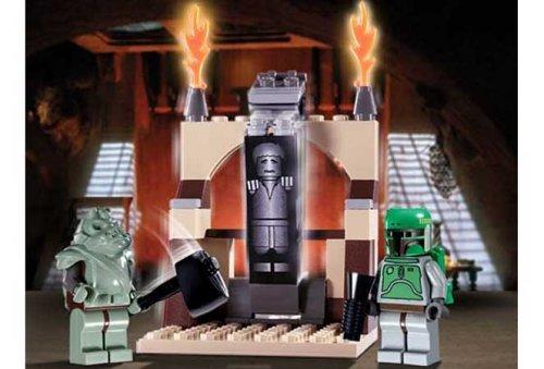 LEGO 4476 - Star Wars Jabbas Prize