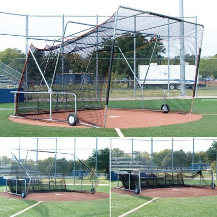 SSG / BSN Foldable and Portable Batting Cage