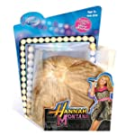 Per�cke Hannah Montana, blond f�r Kinder