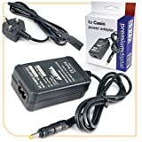 PremiumDigital Casio Exilim EX-Z4 Replacement AC Power Adapter