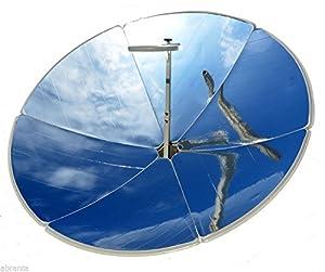 Solarkocher Solar Cooker Grill Solarofen, Campingkocher Campinggrill 700Watt  BaumarktKundenbewertung und weitere Informationen