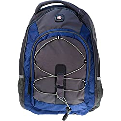 SwissGear Mars 16 Blue Notebook Computer Laptop Backpack