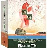 Breaking Bad Pack Temporadas 1-6 Serie completa Blu Ray España (Edición Metálica)