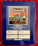 SYNERGY Electronic Realizations for Rock Orchestra 8 Track Tape 1975