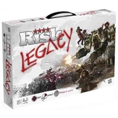 Risk Legacy jetzt bestellen