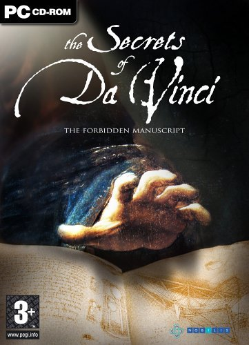 The Secrets of Da Vinci: The Forbidden Manuscript (PC CD) by Nobilis