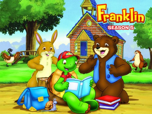 Franklin And The Bus Patrol;Franklin And Wolvie