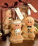 Adorable Gingerbread Bride / Groom Ca...