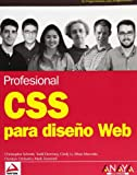 img - for CSS para diseno Web/ CSS for Web design (Anaya Multimedia-Wrox) (Spanish Edition) book / textbook / text book