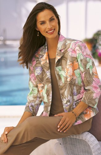 Buy Petite Single-breasted Blazer
