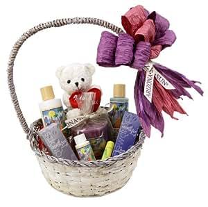 Amazon.com : Arizona Sun Romantic Gift BasketPerfect Romance ...