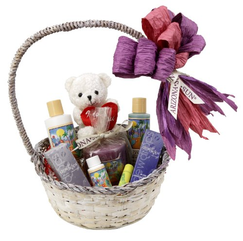 Arizona Sun Romantic Gift Basket - Perfect Romance