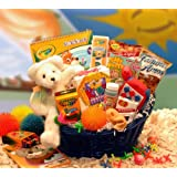 Blast of Fun Activity Gift Basket for Children -Organic Stores ~ Organic Stores