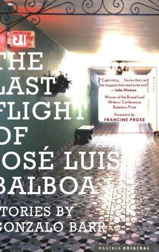 The Last Flight of Jose Luis Balboa